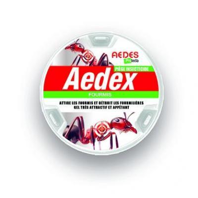 Deratec boites fourmis aedex