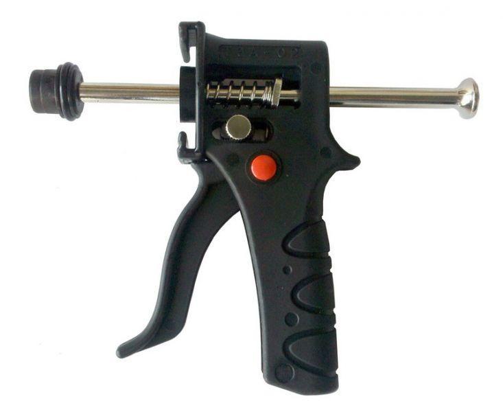 Deratec pistolet application