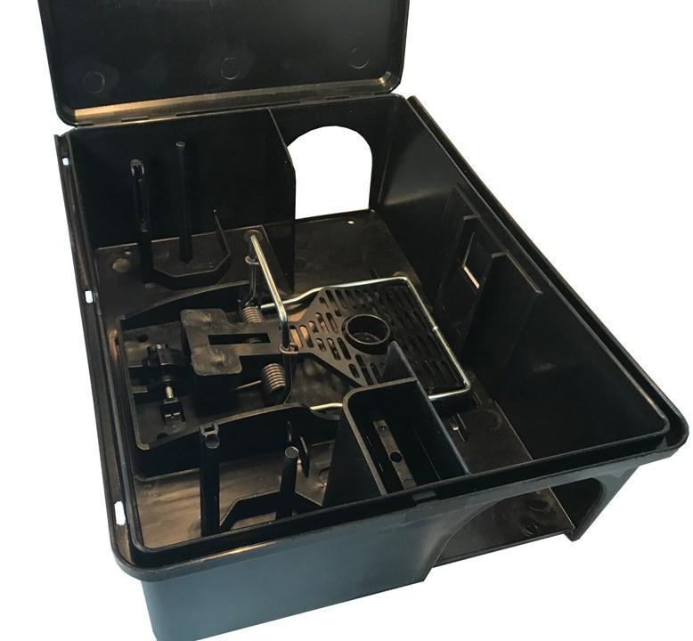 Fender piege mecanique
