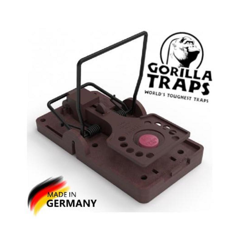 Gorilla traps rat