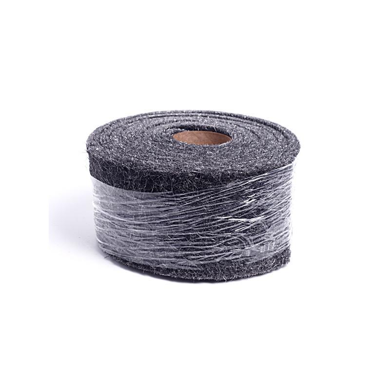 Reboucheur laine d acier en rouleau de 3 metres xcluder
