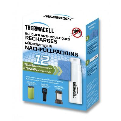 Recharge 12h thermacell anti moustiques