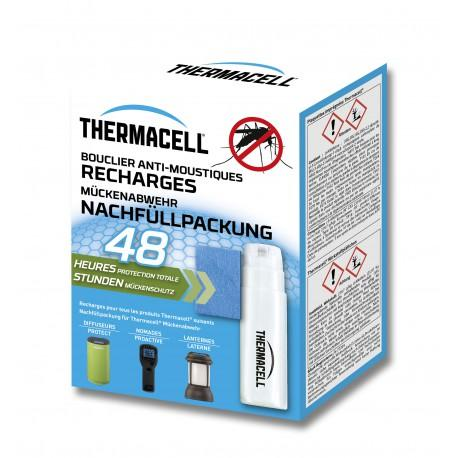 Recharge 48h thermacell anti moustiques